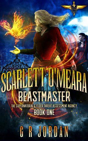 Scarlett O'Meara Beastmaster
